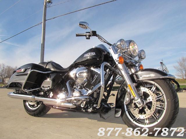 2015 Harley-Davidson ROAD KING FLHR ROAD KING FLHR McHenry, Illinois 2