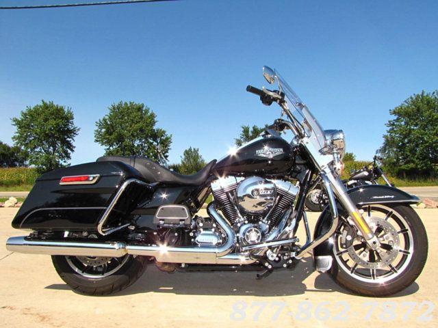 2015 Harley-Davidson ROAD KING FLHR ROAD KING FLHR McHenry, Illinois 0