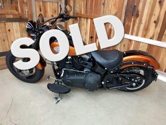 2015 Harley Davidson Softail Slim FLS Anaheim, California