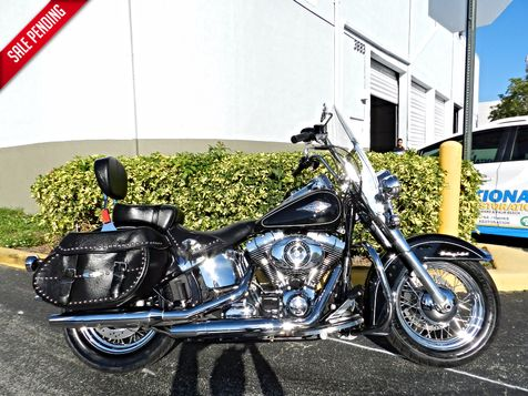 2015 Harley-Davidson Heritage Softail® Classic FLSTC Heritage Softail® Classic FLSTC FACTORY WARRANTY  in Hollywood, Florida