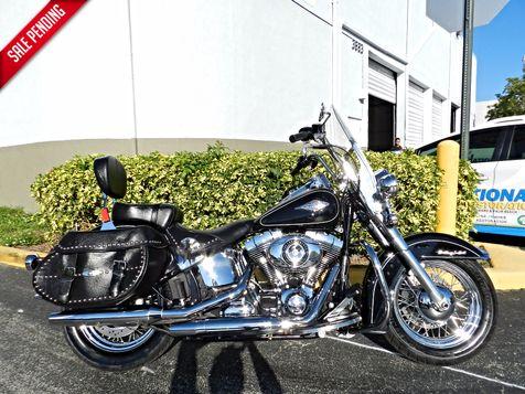 2015 Harley-Davidson Heritage Softail® Classic FLSTC Heritage Softail® Classic FLSTC FACTORY WARRANTY  in Hollywood, Florida