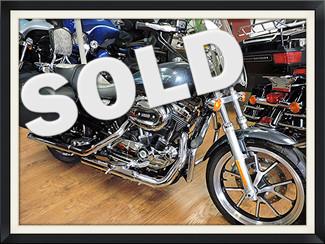 2015 Harley Davidson Sportster 1200 Super Low Tourer XL1200T Superlow Pompano, Florida