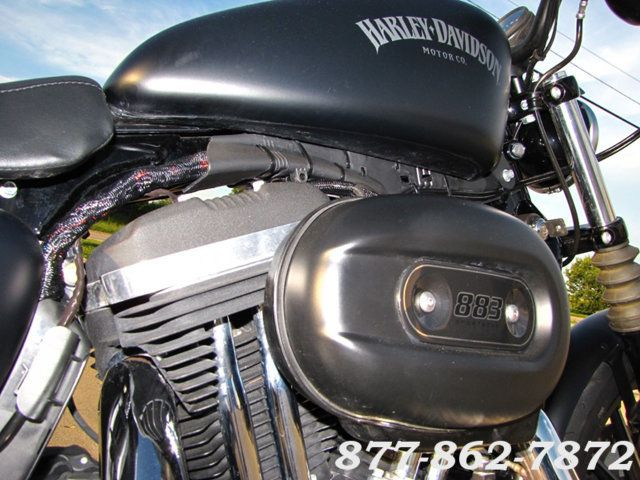 2015 Harley-Davidson SPORTSTER 883 IRON XL883N 883 IRON XL883N McHenry, Illinois 11