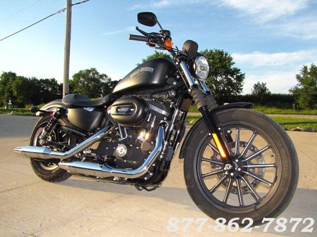 2015 Harley-Davidson SPORTSTER 883 IRON XL883N 883 IRON XL883N McHenry, Illinois 2