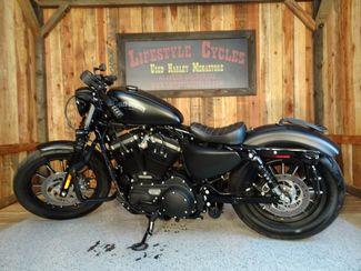 2015 Harley-Davidson Sportster® Iron 883™ Anaheim, California 14