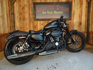 2015 Harley-Davidson Sportster® Iron 883™ Anaheim, California 11