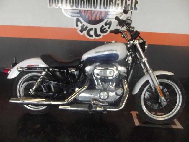 2015 Harley-Davidson Sportster 883 XL883L Super Low Arlington, Texas 0