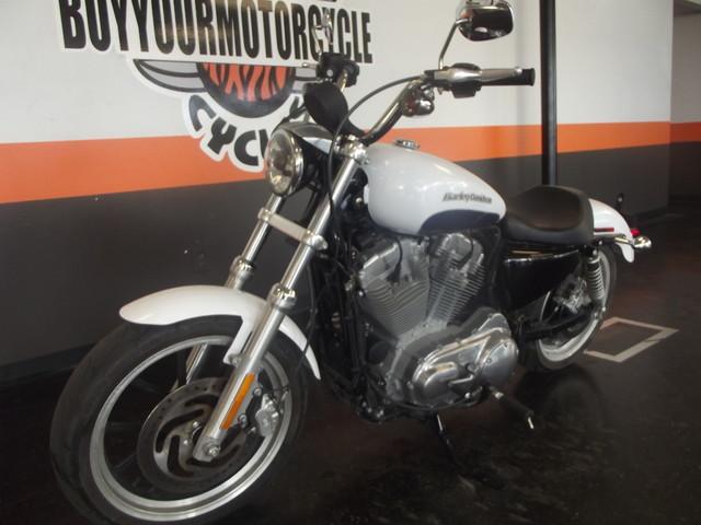 2015 Harley-Davidson Sportster 883 XL883L Super Low Arlington, Texas 16