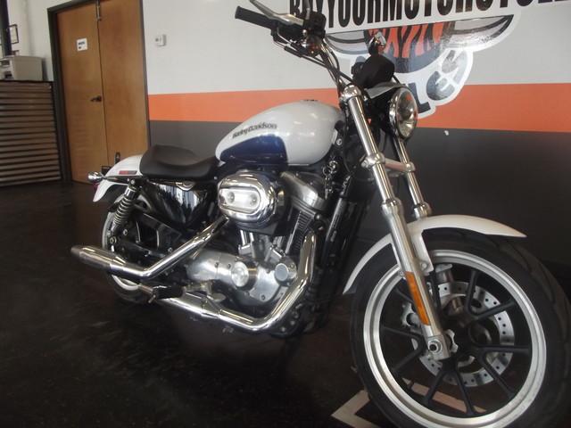 2015 Harley-Davidson Sportster 883 XL883L Super Low Arlington, Texas 2