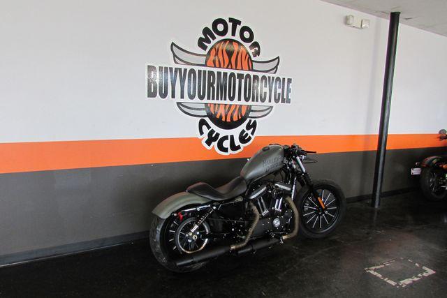 2015 Harley-Davidson Sportster® Iron 883™ Arlington, Texas 1