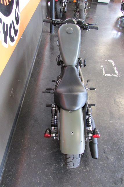 2015 Harley-Davidson Sportster® Iron 883™ Arlington, Texas 8