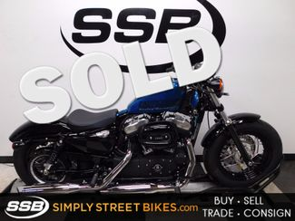 2015 Harley-Davidson Sportster Forty-Eight XL1200X in Eden Prairie