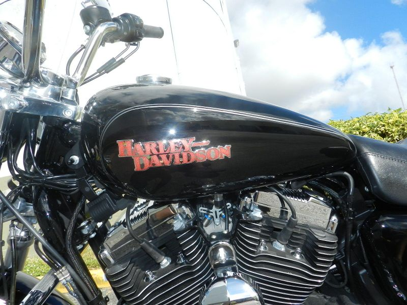 2015 Harley-Davidson Sportster SuperLow 1200T  city Florida  MC Cycles  in Hollywood, Florida