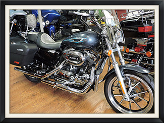 2015 Harley Davidson Sportster Superlow 1200 XL 1200T Superlow Pompano, Florida