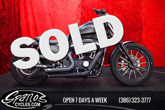 2015 Harley-Davidson SPORTSTER XL883N IRON Daytona Beach, FL 0
