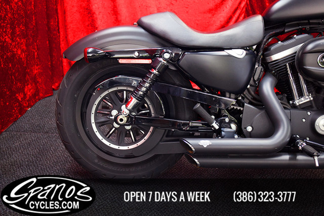 2015 Harley-Davidson SPORTSTER XL883N IRON Daytona Beach, FL 1