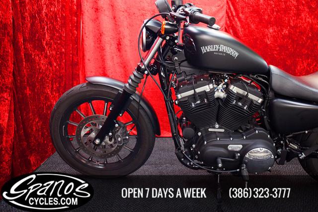 2015 Harley-Davidson SPORTSTER XL883N IRON Daytona Beach, FL 11