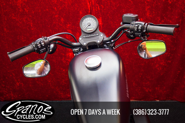 2015 Harley-Davidson SPORTSTER XL883N IRON Daytona Beach, FL 17