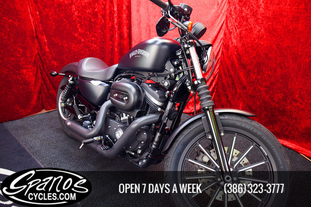 2015 Harley-Davidson SPORTSTER XL883N IRON Daytona Beach, FL 7