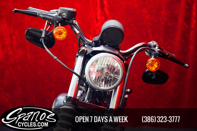 2015 Harley-Davidson SPORTSTER XL883N IRON Daytona Beach, FL 9