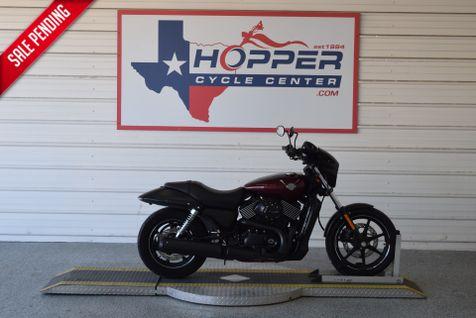 2015 Harley-Davidson Street 750  in , TX