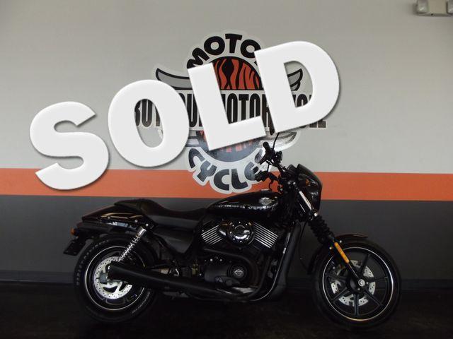 2015 Harley-Davidson Street 750 Arlington, Texas 0
