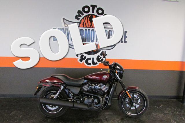 2015 Harley-Davidson Street® 750 Arlington, Texas 0