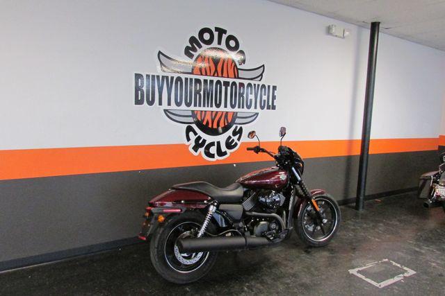 2015 Harley-Davidson Street® 750 Arlington, Texas 1
