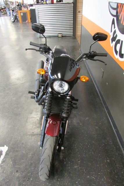 2015 Harley-Davidson Street® 750 Arlington, Texas 4