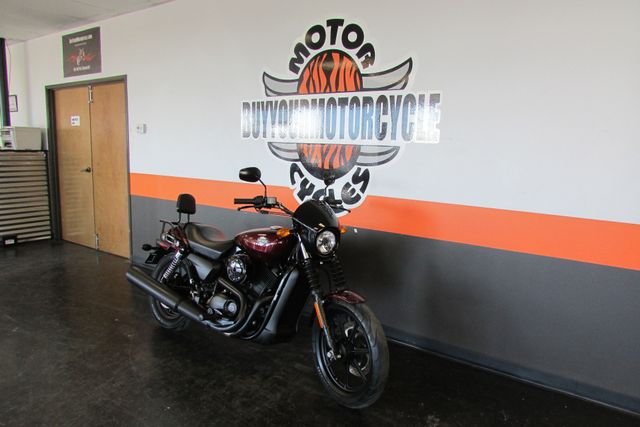 2015 Harley-Davidson Street® 500 Arlington, Texas 2