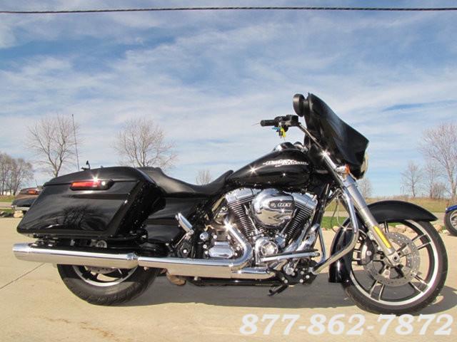 2015 Harley-Davidson STREET GLIDE FLHX STREET GLIDE FLHX McHenry, Illinois 0