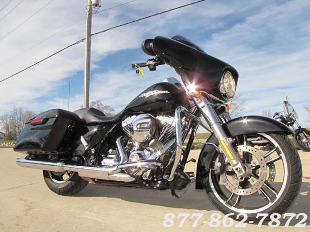 2015 Harley-Davidson STREET GLIDE FLHX STREET GLIDE FLHX McHenry, Illinois 2