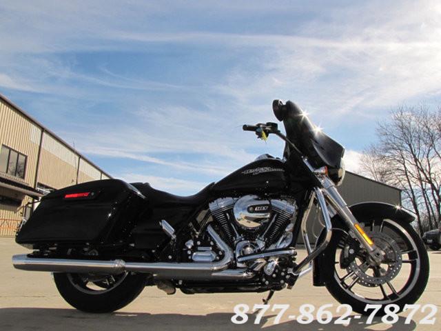 2015 Harley-Davidson STREET GLIDE FLHX STREET GLIDE FLHX McHenry, Illinois 47