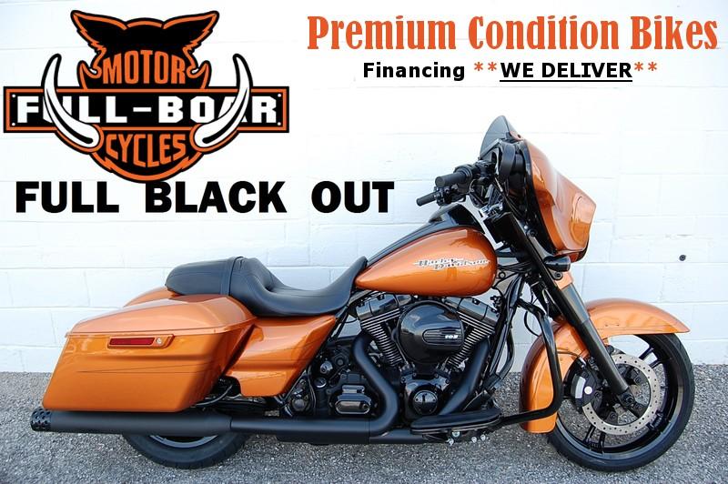 2015 Harley-Davidson Street Glide® Special in Hurst TX