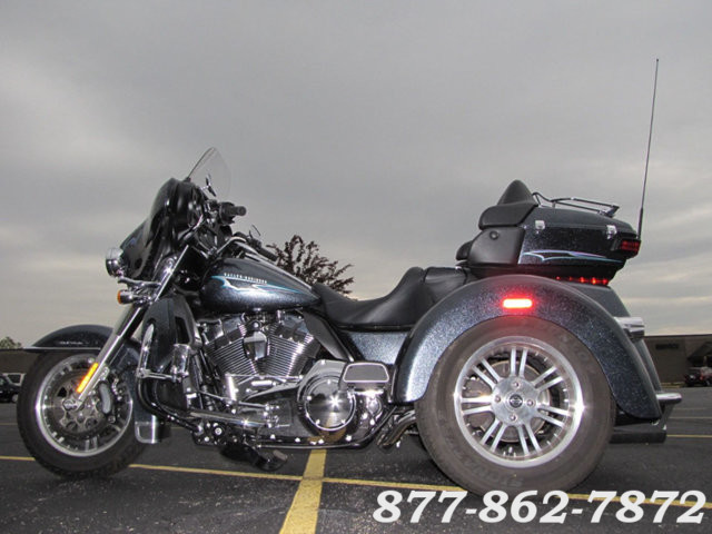 2015 Harley-Davidson TRI-GLIDE ULTRA FLHTCUTG TRIKE TRIGLIDE ULTRA TRIKE McHenry, Illinois 1