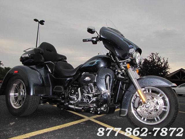 2015 Harley-Davidson TRI-GLIDE ULTRA FLHTCUTG TRIKE TRIGLIDE ULTRA TRIKE McHenry, Illinois 2
