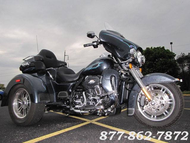 2015 Harley-Davidson TRI-GLIDE ULTRA FLHTCUTG TRIKE TRIGLIDE ULTRA TRIKE McHenry, Illinois 37