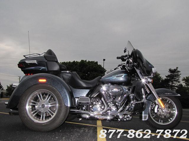 2015 Harley-Davidson TRI-GLIDE ULTRA FLHTCUTG TRIKE TRIGLIDE ULTRA TRIKE McHenry, Illinois 44