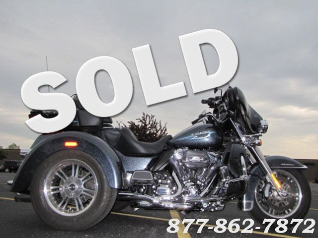 2015 Harley-Davidson TRI-GLIDE ULTRA FLHTCUTG TRIKE TRIGLIDE ULTRA TRIKE McHenry, Illinois 0