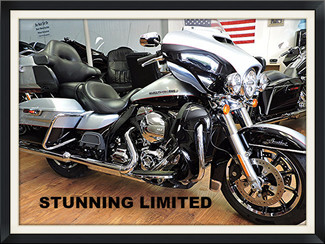 2015 Harley Davidson Ultra Limited Electra Glide Pompano, Florida