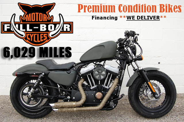 2015 Harley Davidson XL1200X FORTY EIGHT XL1200X FORTY EIGHT in Hurst TX