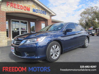 2015 Honda Accord LX in Abilene,Tx Texas
