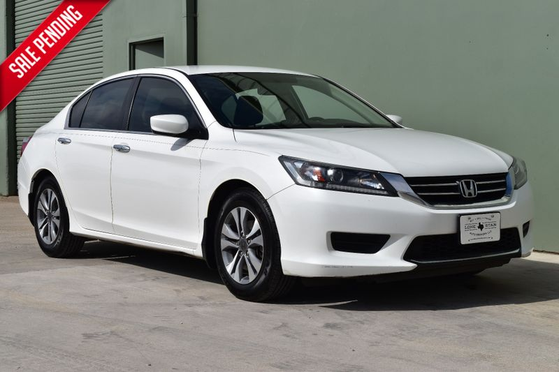 2015 Honda Accord LX | Arlington, TX | Lone Star Auto Brokers, LLC
