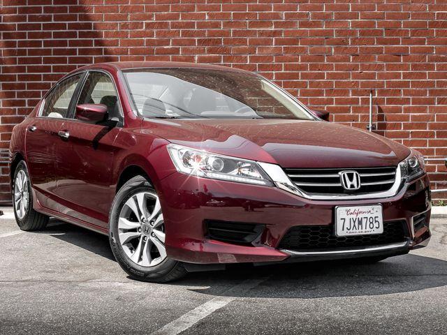 2015 Honda Accord LX Burbank, CA 1