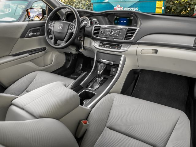 2015 Honda Accord LX Burbank, CA 12