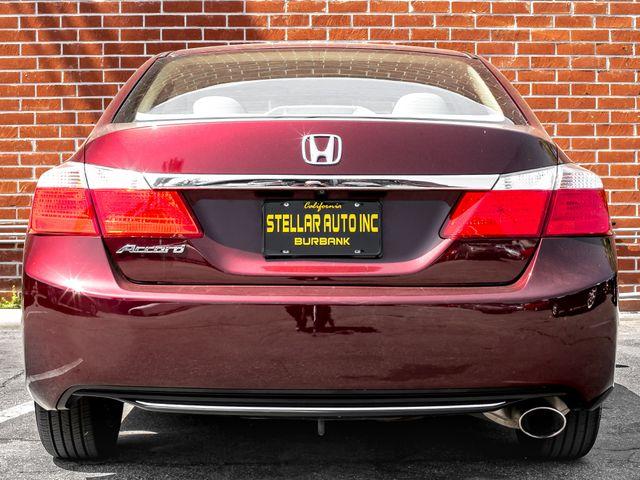 2015 Honda Accord LX Burbank, CA 3