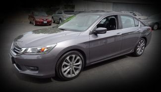 2015 Honda Accord Sport Sedan Chico, CA 3