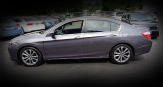 2015 Honda Accord Sport Sedan Chico, CA 4
