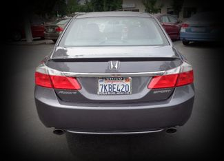 2015 Honda Accord Sport Sedan Chico, CA 7