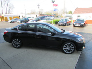 2015 Honda Accord Sport Fremont, Ohio 2